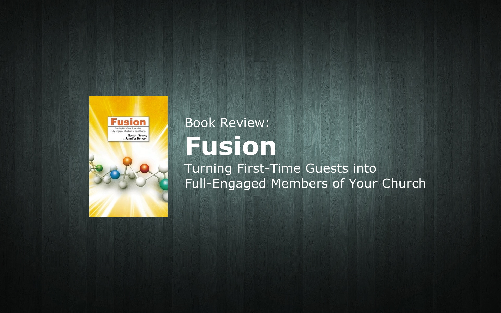 Fusion (book review)