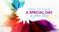 How to Have a Special Day in Your Sunday School Class