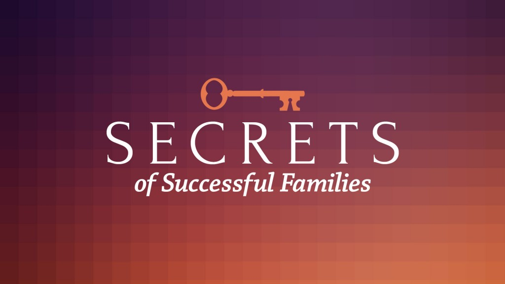 Secrets of Successful Families - Title v2a
